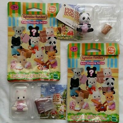 Sylvanian Families - Baby Shopping Series - New!
