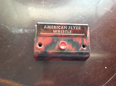 American flyer whistle control box ax 10961 b for whistling billboards