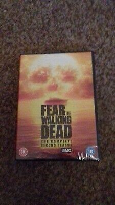 Fear The Walking Dead Season 2 (DVD)  NEW SEALED