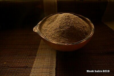 Authentic Chadian Chebe powder, Hook Hairs