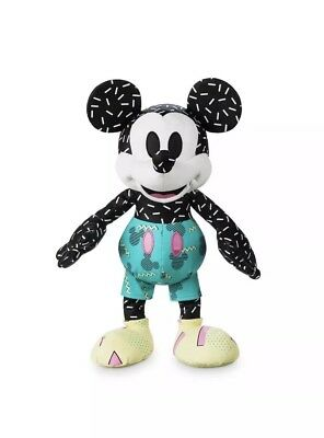 Disney Mickey Mouse Memories Plush With Tags - September Limited Edition