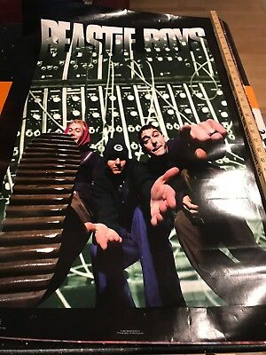 Beastie Boys 1994 Vntage Poster 34/23