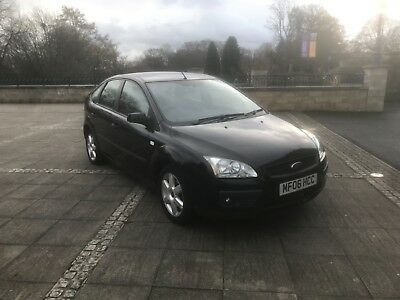 Ford Focus 1.6 Sport Hpi Clear 12 Months Mot Low Mileage Very Clean Car