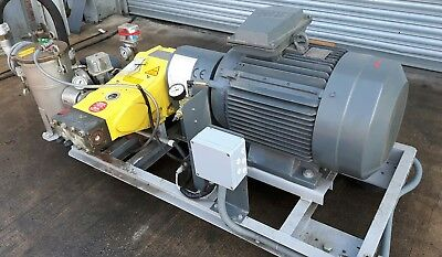 Hammelmann High Pressure Jetting Unit Water Pressure Washer Hydro Demolition