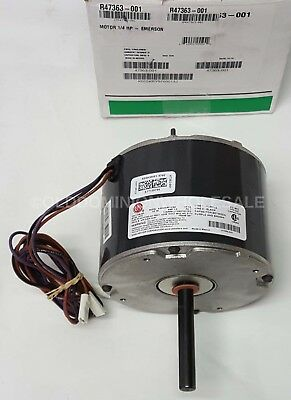 NEW US Motors Emerson R47363-001 Condenser Fan Motor 1/4 HP 1075 RPM PH1