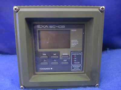 Yokogawa Conductivity Monitor Meter  EXA SC402 1 YEAR WARRANTY