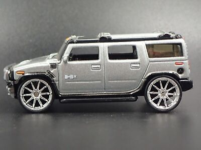 2003-2009 Hummer H2 Rare 1/64 Scale Collectible Diorama Diecast Model Car