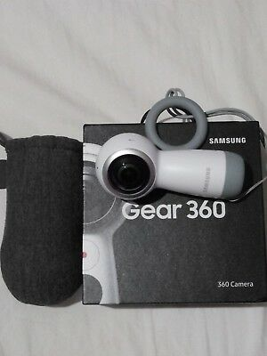 New never used Samsung Gear 360 VR Camera SM-R210
