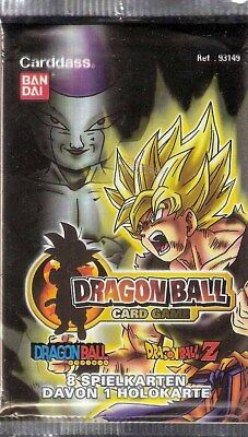 Dragonball Card Game Booster - Deutsch - Neu & OVP