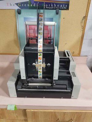 Accufast xl Tabber and labeling machine