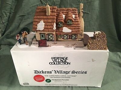 Department 56 Christmas Carol Cottage #58339