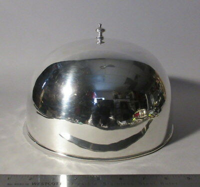 Mexican Sterling Dish Cover