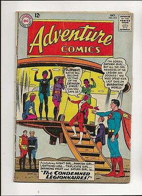 Adventure Comics DC (1938 series) #313 in Very Good++