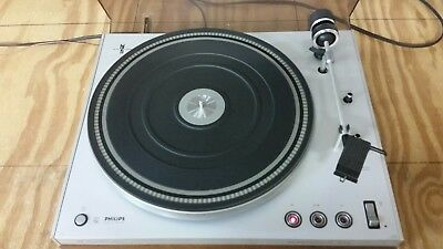 Philips turntable with original packaging