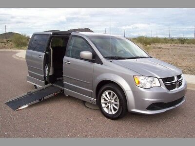 2013 Dodge Grand Caravan SXT Wheelchair Handicap Mobility Van 2013 Dodge Grand Caravan SXT Wheelchair Handicap Mobility Van Best Buy
