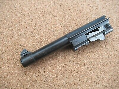 Nice 1942 WWII e359 P38 Walther barrel - Mauser P 38 , well marked