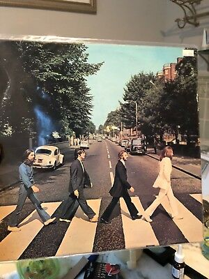 The Beatles Abbey Road 1989 ? Excellent Vinyl. Very Clean Cover!