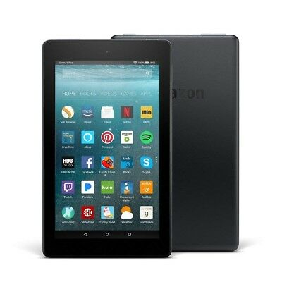 Amazon Fire 7 (7th Generation) 8GB, Wi-Fi, 7In - Punch RED