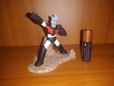 Bandai Best Posing Trading Figure Mazinger Z in action from Mazinger Series
