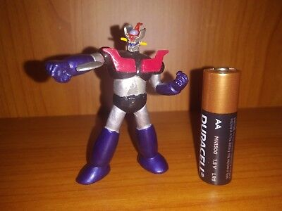 Bandai Super Robot Collection Mazinger Z Iron Cutter mini figure from TV Serie
