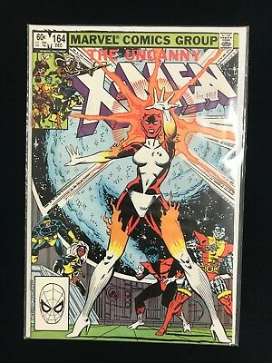 X-Men #164 - 1982 Marvel - VF/NM Carol Danvers becomes Binary