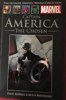 Captain America - The Chosen (Ultimate Graphic Novel Collection)