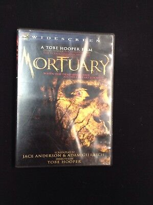 Mortuary (DVD, 2006) Widescreen ADD TO CART TO COMBINE SHIPPING