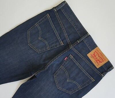 LEVI'S 516 STRAIGHT FIT Jeans Men's 32x32, Factory sample BRAND NEW (505160011)