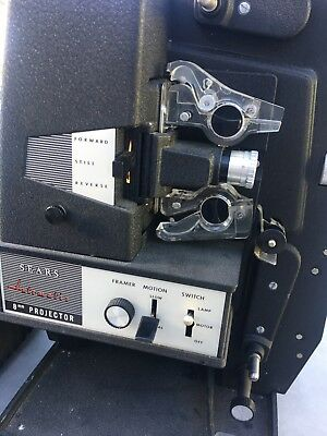 Sears 8MM automatic Projector ( Nice)
