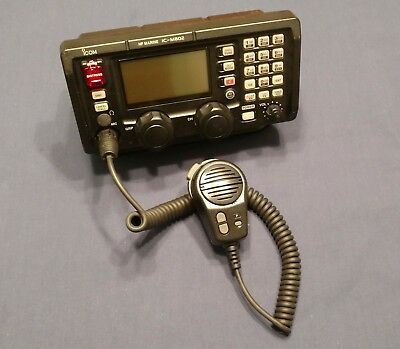 Icom RC-25 Remote Control Head for Icom M802 SSB with HM-135 Microphone