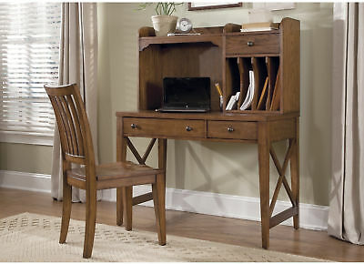 Hearthstone Rustic Oak Writing Desk