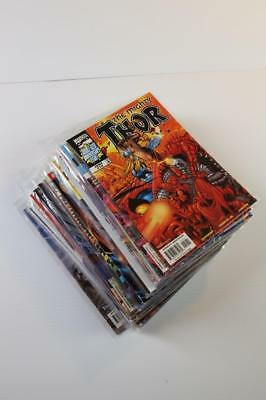 Thor 1998 Series, Huge 39 Book Lot, Vf-Nm, No Reserve