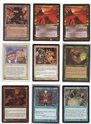 MTG Magic The Gathering - VINTAGE LOT - All Rarities - OLD sets - 250 cards