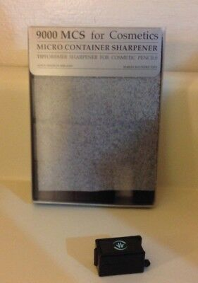 24 piece Vincent Longo Cosmetic Pencil Micro Container Sharpeners See Photos