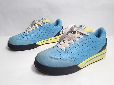 2c8699a5b2c Reebok Pharrell Ice Cream Board Flip Skate Shoes Rare Turquoise Colorway 9.5