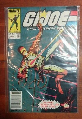 Marvel, GI Joe: A Real American Hero Comic. #21. 1983