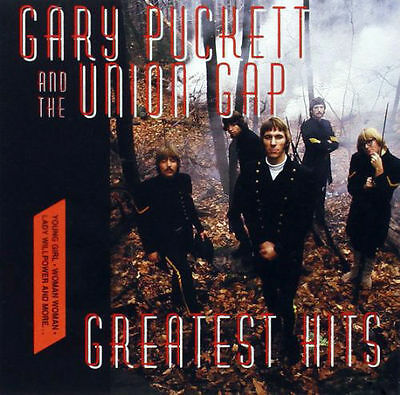 Gary Puckett and the Union Gap Greatest Hits CD NEW