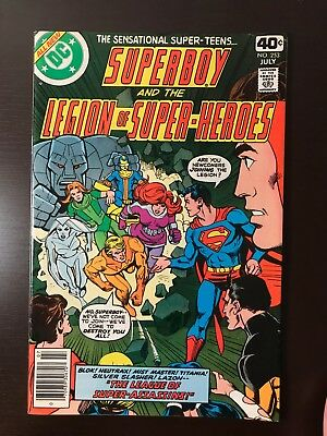 Superboy & the Legion of Super-Heroes #253 (Oct 1979, DC)