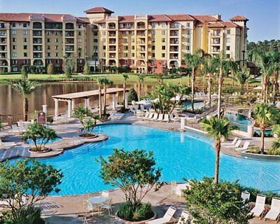 128,000 Annual Year Points** Wyndham Bonnet Creek** Timeshare For Sale!