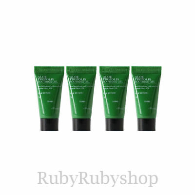 [BENTON] Aloe Propolis Soothing Gel Samples - 4PCS [RUBYRUBYSTORE]