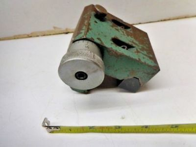 Metal LATHE CARRIAGE STOP STK 17946 Grizzly RockWell LeBlond South Bend Clausing