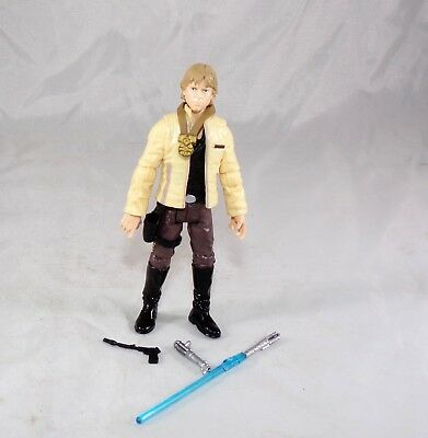 Star Wars Black Series #05 Ceremonial Luke Skywalker Loose Figure COMPLETE