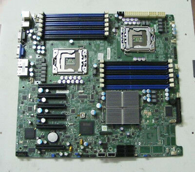 1PCS Used  X8DTE server board