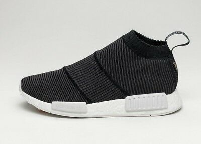 97e7b8855 Adidas NMD CS1 GTX Boost City Sock PK Primeknit Gore-Tex Black Size 10.5  BY9405