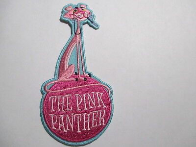 The Pink Panther Patch