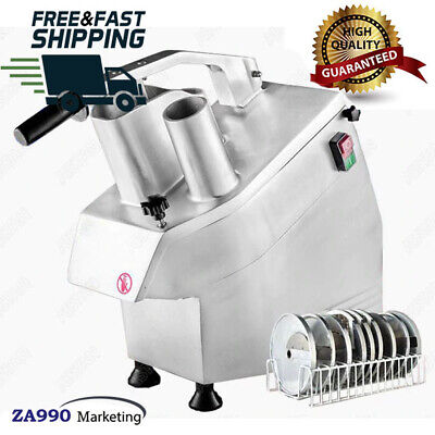 Commercial 500W Electric Food Processor Vegetable Cutter Cooler Depot