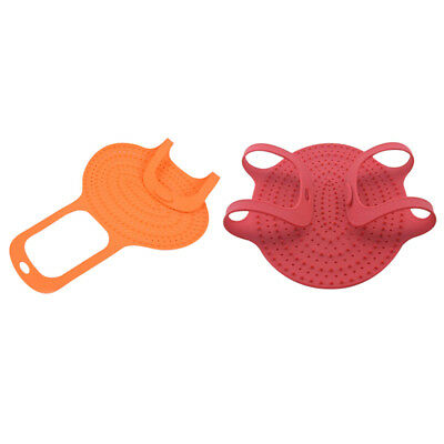 Heat Resistance Silicone Turkey Poultry Lifter Non-Stick Oven Barbeque Mat I9F4)