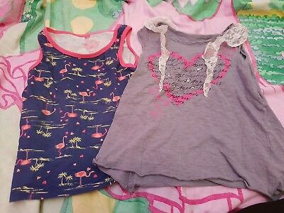 Bulk Lot Size 4 Girls Clothes (6 in total)