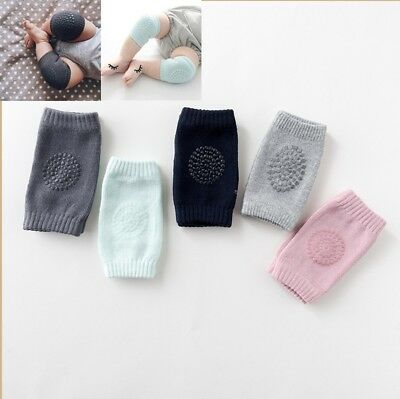 Baby Infant Toddler Crawling Knee Pads Safety Cushion Protector Legs-Warmer-Soft