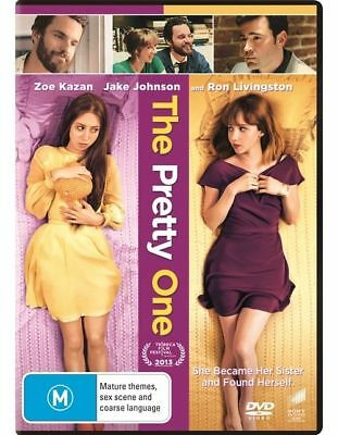 Pretty One The (DVD, 2014) // Ex-Rental // No Cover // Disc & Case only
